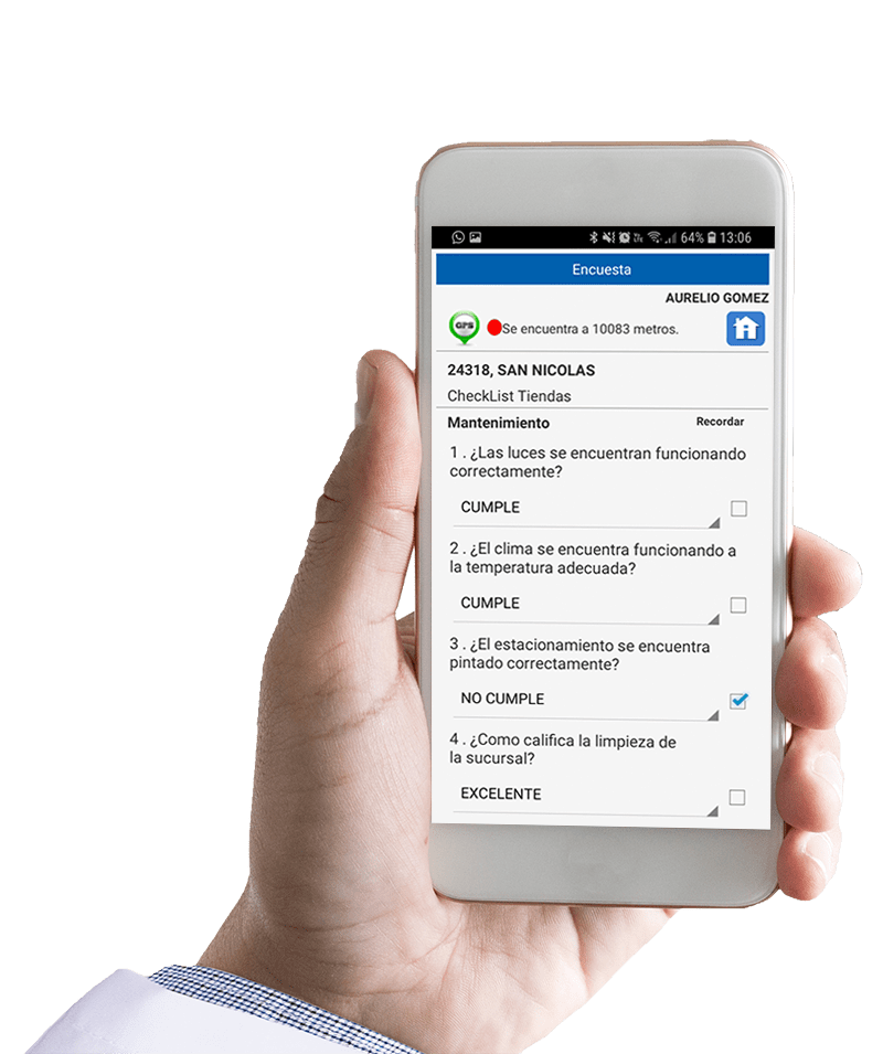 Software para gestión de personal de campo adstore